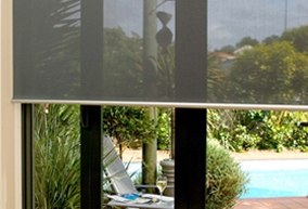 Superb sun screens from Lohrey Blinds Christchurch